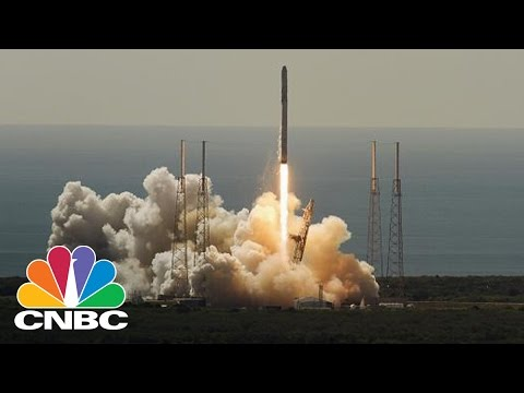 Elon Musk To Richard Branson: Private Funding Takes Space Race To New Heights  | CNBC