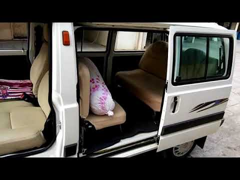 Maruti Omni Interior Decoration