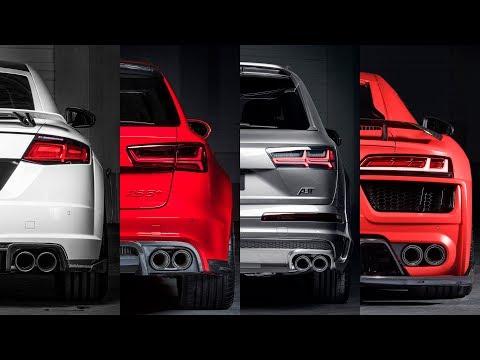 ABT Audi RS6+, R8, SQ7 & TT RS-R  | Geneva Motor Show 2017 Teaser