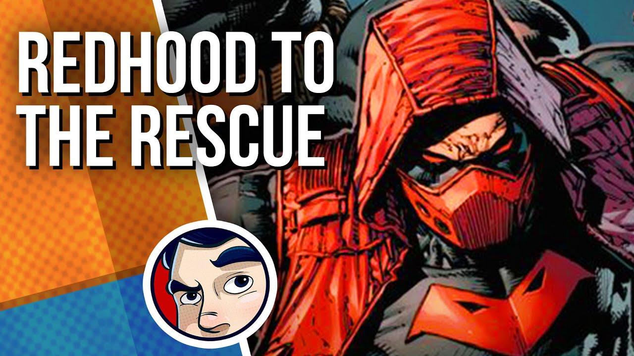 Batman: Red Hood Has Failed... - Complete Story   Comicstorian