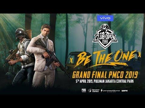 LIVE PMCO 2019 Indonesia Finals | Vivo | PUBG MOBILE CLUB OPEN 2019