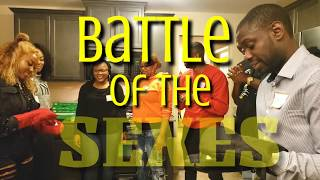 Adult Game Night! *EXTREMELY COMPETITIVE* Must See!