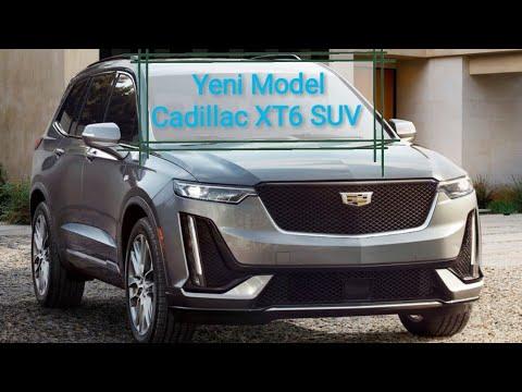 2020 Yeni Cadillac XT6  Suv Tanıtıldı   XT6 SUV Revealed