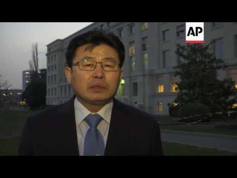NKorea defector on crimes against humanity