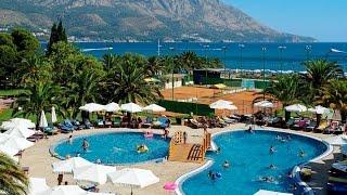Черногория (Бечичи). Отель Iberostar Bellevue 4*(Обзор отеля для семейного отдыха Iberostar Bellevue 4* в Черногории. Олинклюзив (все включено) в Черногории. Купить..., 2015-04-28T11:48:07.000Z)