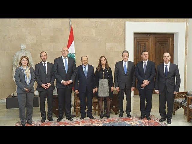 <span class='as_h2'><a href='https://webtv.eklogika.gr/sto-livano-o-ypex-nikos-dendias' target='_blank' title='Στο Λίβανο ο ΥΠΕΞ Νίκος Δένδιας'>Στο Λίβανο ο ΥΠΕΞ Νίκος Δένδιας</a></span>