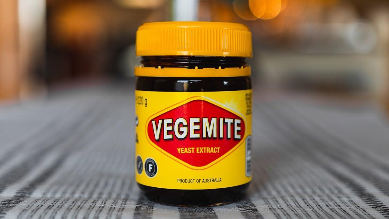 What Does Vegemite Taste Like Youtube