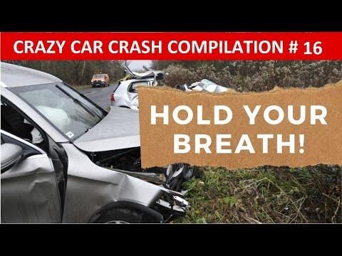 Car Crash Compilation # 16: The Best Crashed Car Videos for 2019.