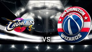NBA Live Mobile: Cavaliers vs Wizards