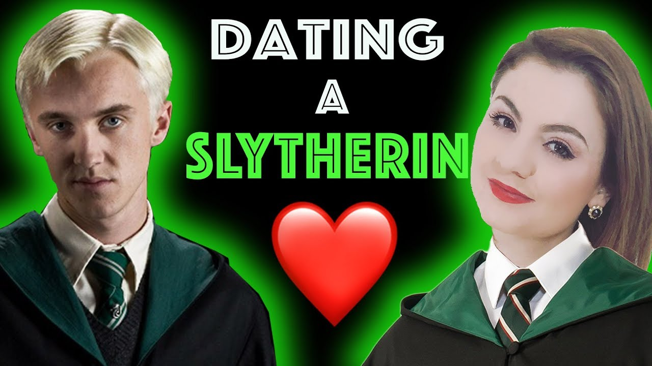 Slytherin dating ravenclaw