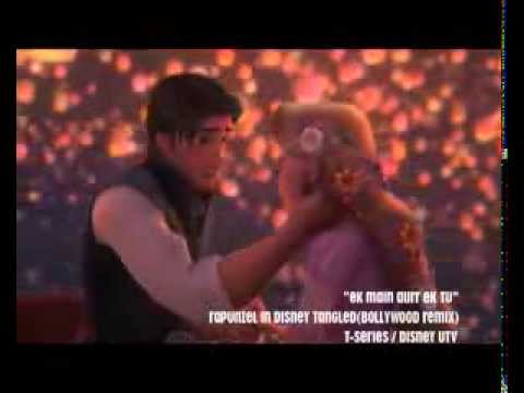 ek main aur ekk tu remix - Feat. Disney Princess...