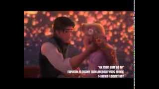 ek main aur ekk tu remix - Feat. Disney Princess Rapunzel Bollywood Mashup - raviranjanofficial
