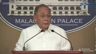 Abella on impeachment raps vs Duterte: 'Part of larger scheme of things'