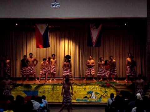 Carnegie's Pacific Islander Club boys