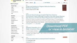 eBooks - SpringerLink Tutorial - Spanish (Latin America)