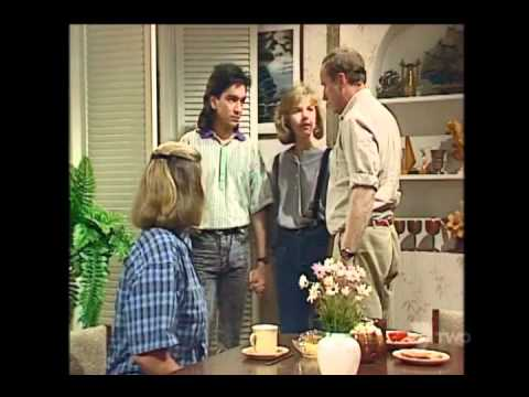 Home And Away: Alf says no to Frank and Roo's marriage (1988)
