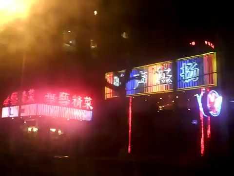 01 08 2011 Taxi Driver Chat NANJING, CHINA 老外也南京司机会话 part2