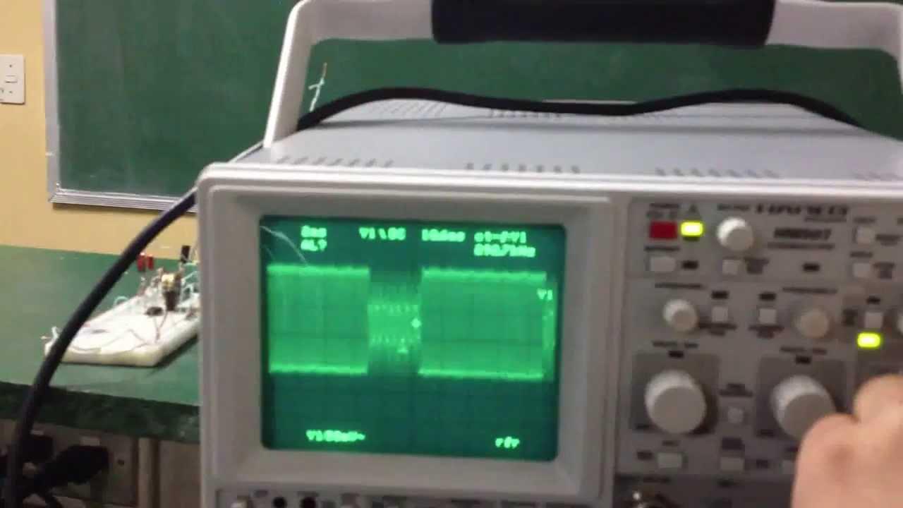 Circuito Xr2206 : Modulacion fsk circuito electronico youtube