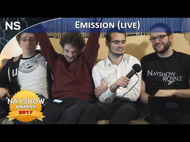 NAYSHOW Awards 2017 | Émission #24 en Direct (NAYSHOW)