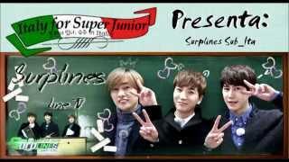 Surplines_Super Junior_sub ITA