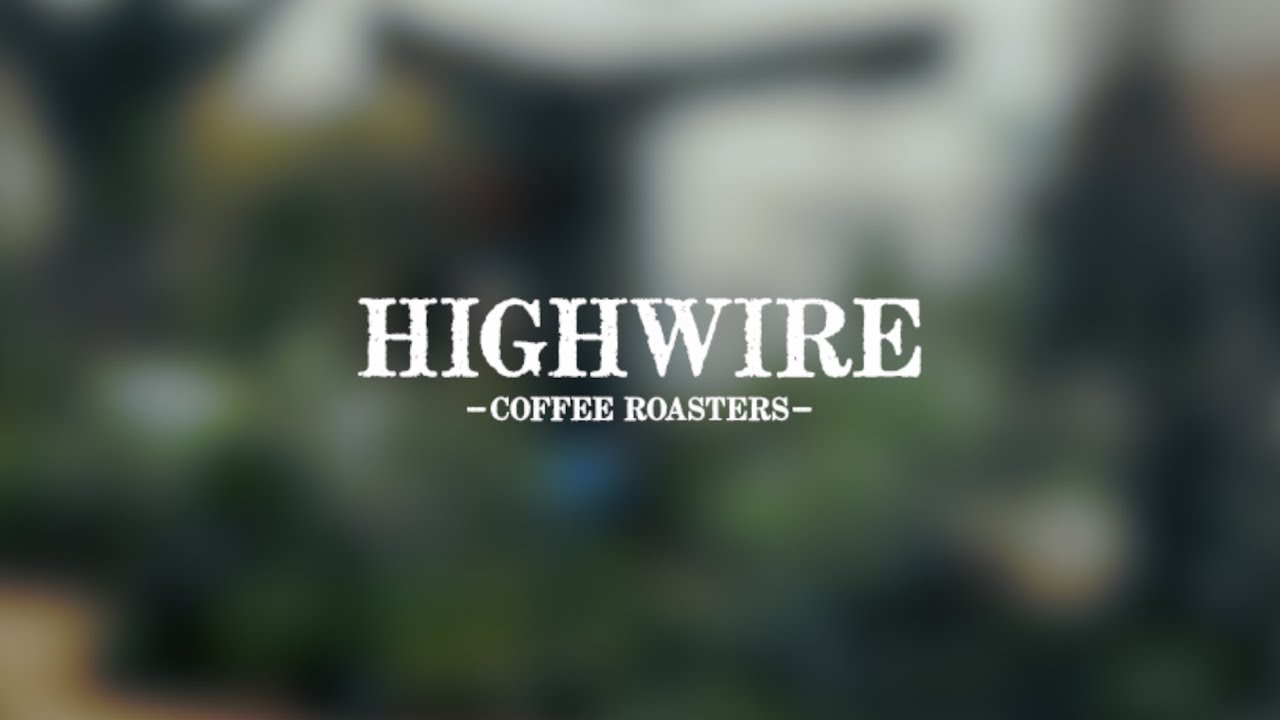 Highwire Coffee Roasters Trailer Promo