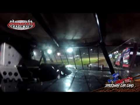 #5w Derek Watson - IMCA  Modified - 6-8-19 Springfield Raceway - In Car Camera