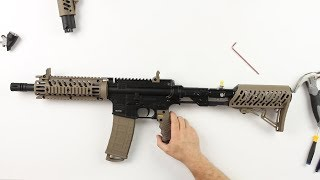 Tippmann TMC Air-Thru Adjustable Stock - Install