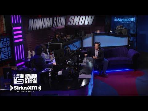 Stephen Colbert & Howard Stern Rock Out To Rolling Stones Karaoke
