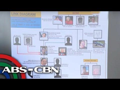 TV Patrol: Mayor ng Trece Martires, Cavite, kinasuhan sa pagpaslang sa vice mayor