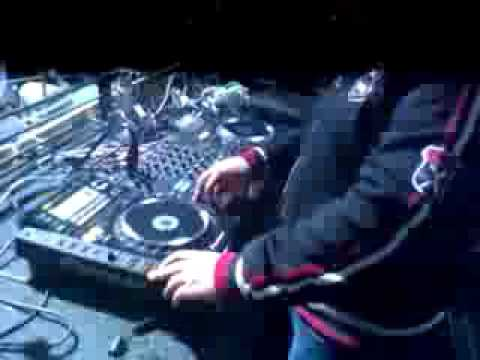 DJ A NAPOLI - DJ FONZIE CIACO IN THE MIX @GOLDEN GATE - NAPOLI