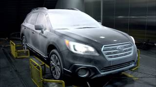 2015 Subaru Legacy and Outback Development Movie