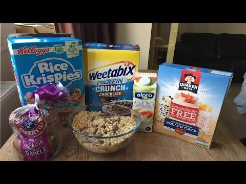 Full Day Of Eating On A Bodybuilding University Budget