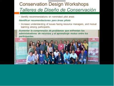 Landscape Conservation Design Big Bend-Rio Bravo Lower Rio Conchos Pilot Area