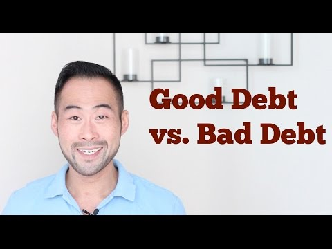 What Is The Difference Between Good Debt and Bad Debt?