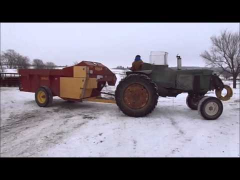 Feeding Cattle with Schuler BF175