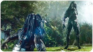 MEGA Predator vs Predator - Fight Scene | The Predator (2018) Movie Clip HD