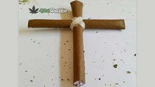 how to roll a zonda cross blunt [HD] [420Guide]