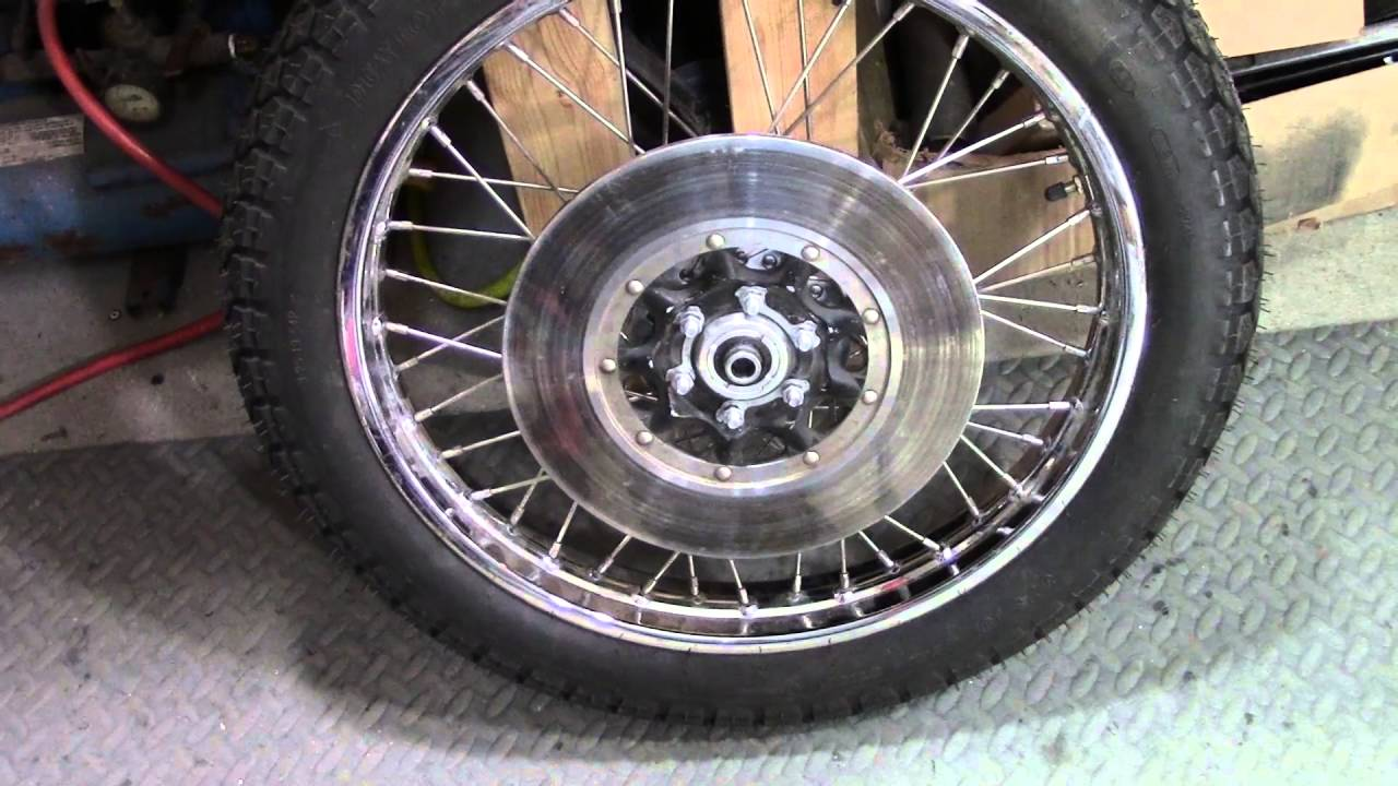maxresdefault 73 honda cb750 custom build part 37 front brakes youtube  at readyjetset.co