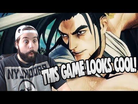 THIS GAME LOOKS SUPER LEGIT!! | Samurai Shodown (2019) New Gameplay Reaction!