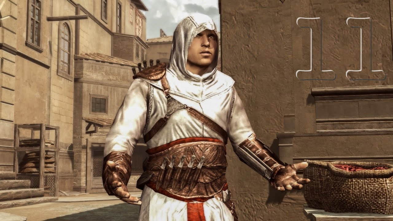 Altair S Outfit Double Hidden Blade Assassin S Creed 2 Part