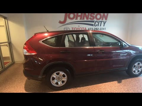 2012 Honda CR-V Johnson City TN, Kingsport TN, Bristol TN, Knoxville TN, Ashville, NC 180853A