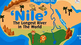 The Longest River On Each Continent Fedcalmus YouTube - Longest river in each continent