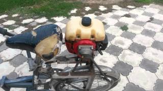 Мотор на велосипед. Часть 3. Тест-драйв(Мотор на велик своими руками., 2014-10-07T16:37:33.000Z)