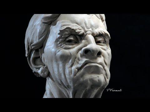 Sculpting The Art Critic