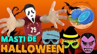 Cum sa faci Masti de Halloween