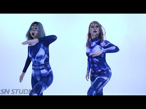 Eurodance Remix ♫ Real McCoy - Another Night (SN Studio Remix 2021) Shuffle Dance video