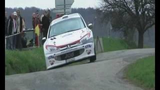 Böttcher Rally Vyškov 2008 - eWRC.cz
