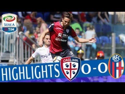 Cagliari - Bologna 0-0 - Highlights - Giornata 34 - Serie A TIM 2017/18
