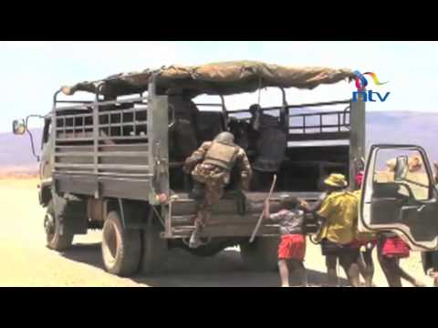 Lawless Baringo: Bandits attack with mass burial of 11 banditry victims underway