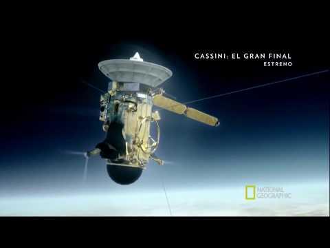 Cassini - El Gran Final (Español Latino)